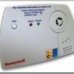 Honeywell CO szenmonoxid-erzekelo
