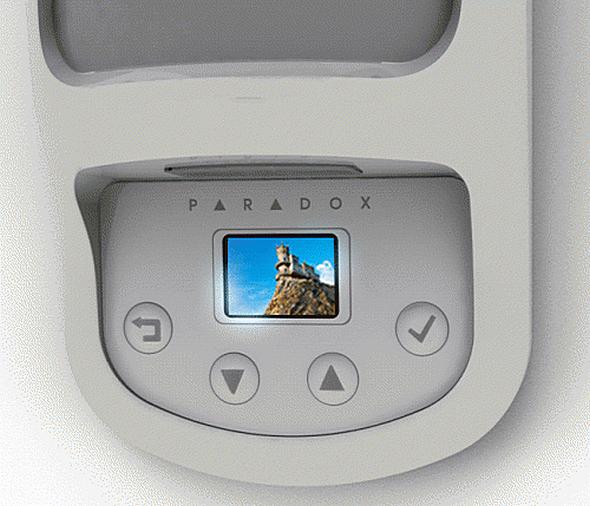 Paradox nvx 80